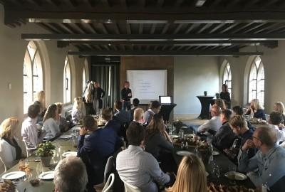 Verslag 15 september 2017 - Bij Giel