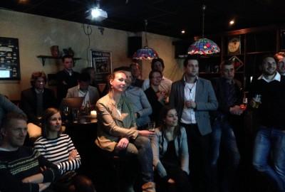 Verslag 13 maart 2015 - El Rey