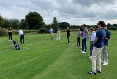 Verslag 4 september 2020 - golfmiddag